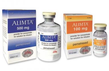 3款治疗恶性胸膜间皮瘤的抗叶酸代谢药