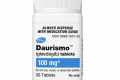 【结束】 Glasdegib (Daurismo)治疗急性髓系白血病(AML)临床试验