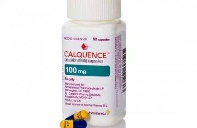 Calquence(Acalabrutinib)说明书