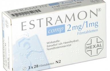 2类5款16种规格Estramon小精灵系列荷尔蒙