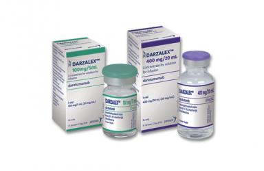 数据|Darzalex+VMP一线治疗不适合自体干细胞移植的多发性骨髓瘤