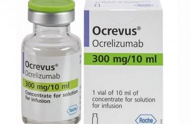 进展|罗氏公告Ocrevus(Ocrelizumab)治疗多发性硬化症研究数据