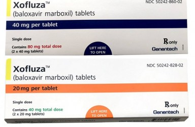 进展|Xofluza获美国FDA批准扩大适应症用于流感并发症高危人群