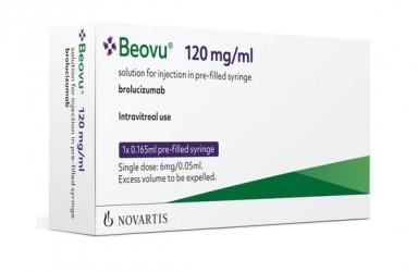 进展 Beovu治疗糖尿病黄斑水肿(DME)3期临床成功