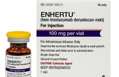 研究|Enhertu治疗HER2+非小细胞肺癌(NSCLC)临床数据