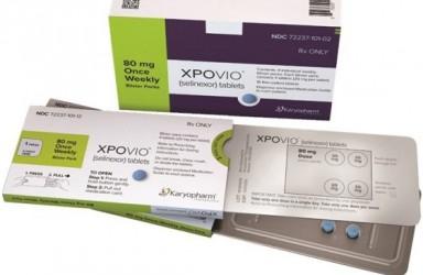 进展|塞利尼索(Selinexor)韩国获批治疗复发或难治性多发性骨髓瘤(MM)/复发难治性弥漫性大B细胞淋巴瘤(rrDLBCL)