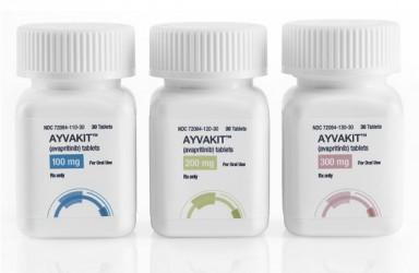 新药|Ayvakit(Avapritinib)美国上市治疗无法切除或转移性胃肠道间质瘤(GIST)