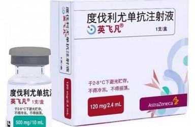研究|英飞凡(度伐利尤单抗)一线治疗广泛期小细胞肺癌(ES-SCLC)持续延长总生存期