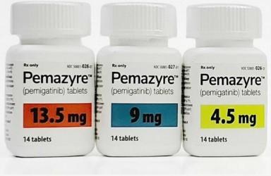 8款治疗胆管癌的化疗药和靶向药