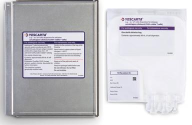 研究|Yescarta(益基利仑赛)治疗复发/难治惰性非霍奇金淋巴瘤(iNHL)完全缓解率高达80%