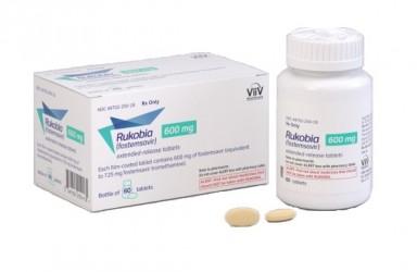 新药|Rukobia(Fostemsavir)美国获批上市治疗多重耐药HIV-1成人感染者