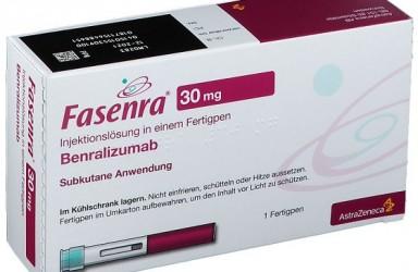 3款治疗慢性鼻-鼻窦炎伴鼻息肉(CRSwNP)的单抗