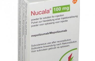 进展 Nucala(美泊利单抗)美国获批治疗慢性鼻-鼻窦炎伴鼻息肉(CRSwNP)
