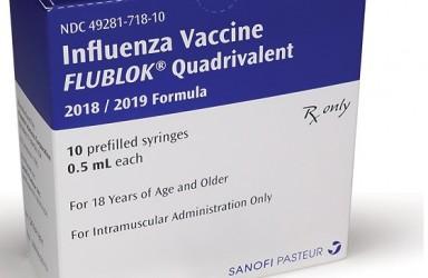 进展 Supemtek(重组四价流感疫苗)欧盟获批预防18岁及以上成人流感