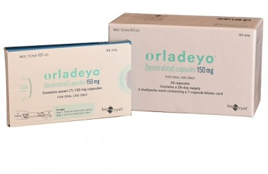 新药|Orladeyo(Berotralstat)美国获批预防遗传性血管性水肿(HAE)发作