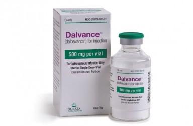 进展 Dalvance(达巴万星)美国获批治疗儿科急性细菌性皮肤及皮肤组织感染(ABSSSI)