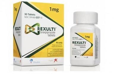 进展 Rexulti(brexpiprazole)依匹哌唑日本获批治疗精神分裂症