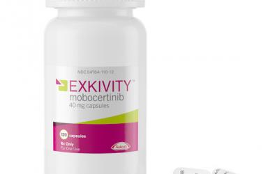 新药 Exkivity(Mobocertinib)美国获批治疗EGFR20突变非小细胞肺癌(NSCLC)