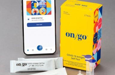 首款 On/Go(新冠病毒抗原手机自测)美国获紧急使用授权自检COVID-19感染